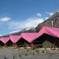 Manali ( Camp Site) Tour
