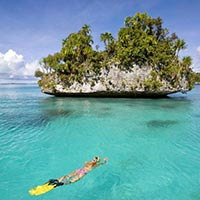 Andaman Mega Island Tour Package
