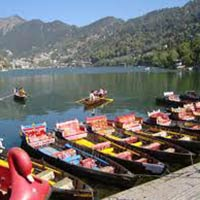 Weekend Getaway to Nainital Tour