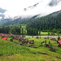 Splendors of Kashmir 5N/6D Tour