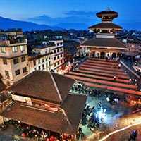 Nepal Package Tour 8 Days