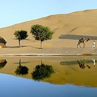 Rajasthan Camel Safari Tour