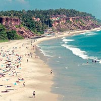 Kerala and Goa Beach Tour
