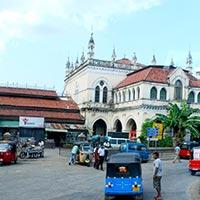 Sri Lanka - Hill & Beach Tour Package