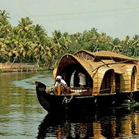 Best of Kerala Backwater and Beach Tour