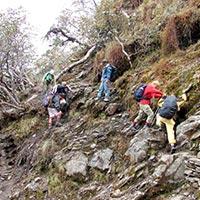 Ganesh Himal Trek Tours.