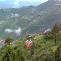 Weekend Getaway to Mussoorie Tour