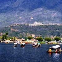 Srinagar Tour 7 DAYS