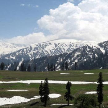 Kashmir Panorama Package