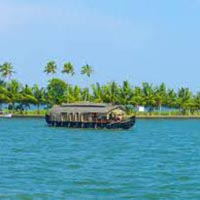 Palm and Backwaters Tour