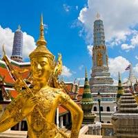 Phuket - Bangkok Tour.