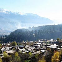 Delhi - Kullu - Manali Honneymoon Package Tour
