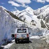 Splendour Himalayan Jeep Safari Tour