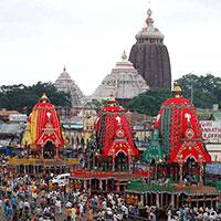 Jagannath Dham Rath Yatra Tour Package