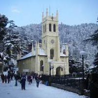 Chilling Shimla