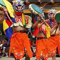 Thimphu Festival: OCTOBER SPECIAL