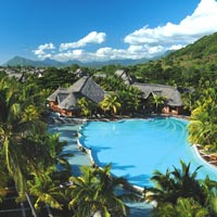 Mauritius with Le Meridien package