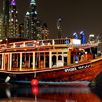Explore Dubai with us Package
