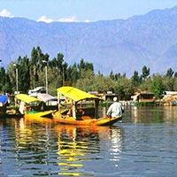 Paradise Kashmir Package