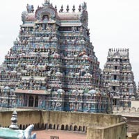 Temple Town Of Tamil Nadu Tour