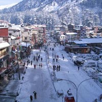 Delhi Manali Tour by Volvo Tour