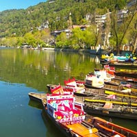Mussoorie - Nanital Special Tour