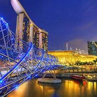 Singapore - Bangkok - Pattaya Tour