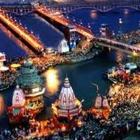 Ardh Kumbh Mela 2016, Haridwar Tour