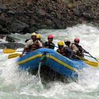 River Rafting Tour