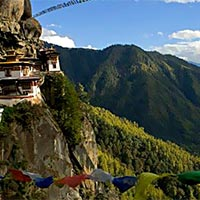 Beauty of Bhutan Tour