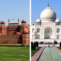 Golden Triangle 5n/6days Tour