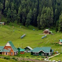 Kashmir Honeymoon Package (4N/5 Days)