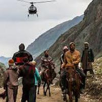 Shri Amarnath Yatra By Helicopter With Kashmir Tour (6N/7 Days)
