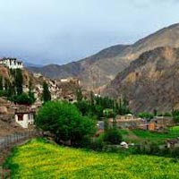 Roof top of ladakh-5 nights/ 6 days Tour