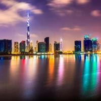 Dubai Tour Package 4 Nights 5 Days