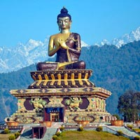 East Himalaya (Gangtok 3N) Tour