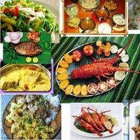 Cruise with kerala cuisine