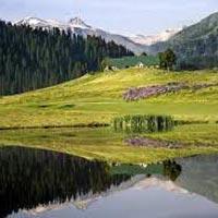 Haney moon package in Kashmir