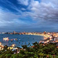 Pattaya & Bangkok (Thailand) 3 Night/4 Days Tour