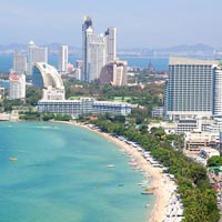 Pattaya & Bangkok (Thailand) 4 Night/5 Days Tour