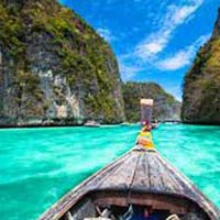 Phuket, Krabi, Pattaya & Bangkok 8 Nights/9Days Package