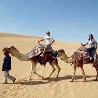 Jaisalmer Camel Safari Weekend Tour