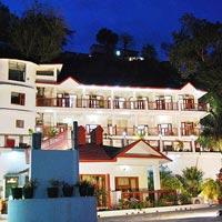 Serene Rishikesh tour with stay in Ganga beach resort.