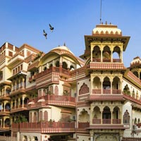 Amazing Jaipur tour with Umaid Bhawan Hotel
