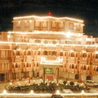 Bikaner tour with hotel Raj Vilas Palace