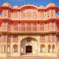 Romantic Weekend In Pink City Tour