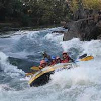 3 Days White Water Rafting Tour