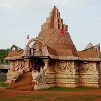 Jain Temple at Amarkantak