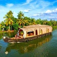 Fantastic Kerala for 5 Nights Tour