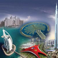 UAE Four Stunning City Package